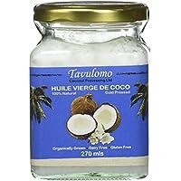 TAVULOMO Huile Vierge de Noix de Coco 270 ml