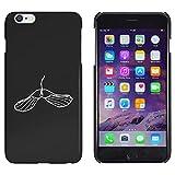 Schwarz 'Sycamore Baumsamen' Hülle für iPhone 6 Plus & 6s Plus (MC00128803)