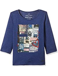Lee Cooper Girls' Slim Fit T-Shirt