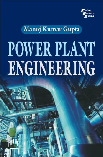 Power Plant Engineering por Manoj Gupta
