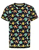 Pokemon Starters Sublimation Boy's T-Shirt (3-4 Years)