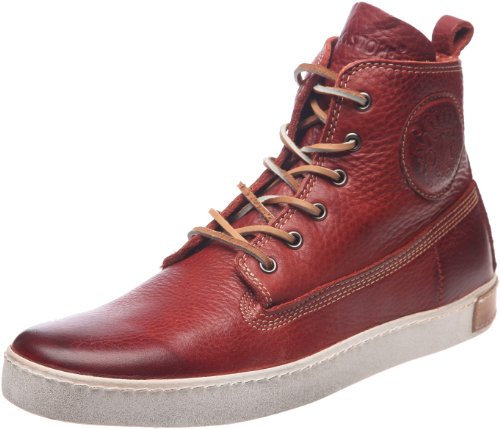 Blackstone Desert High Dm51, Baskets mode homme Rouille (Rust)