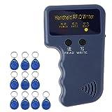 Flying Licht Handheld RFID ID Karte Copier beschreibbare Reader Writer Karte mit 10Pcs ID Tag Schlüssel