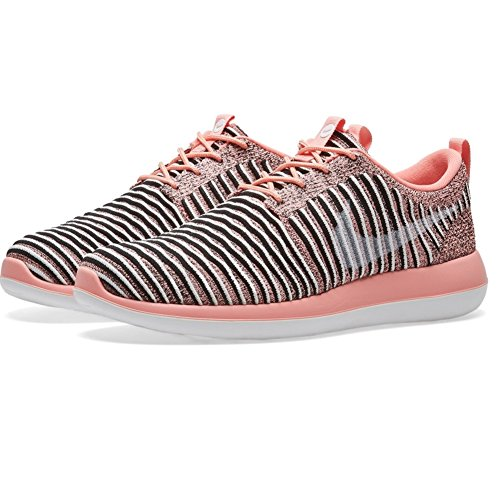 pretty nice acf5a 582a0 Nike Womens Roshe Two Flyknit Running Trainers 844929 Sneakers Shoes (uk 4  us 6.5 eu 37.5, bright melon white black 801) - Buy Online in Oman.