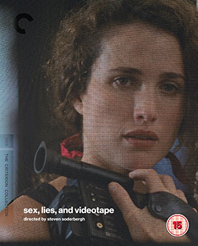 Sex, Lies and Videotape [The Criterion Collection] [Blu-ray] [2018]