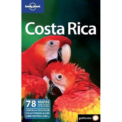 Costa Rica 5 (Guias De Pais - Lonely Planet)