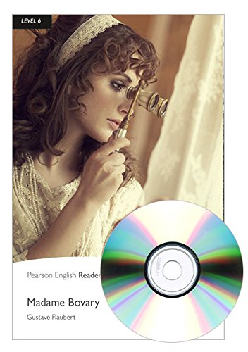 Penguin Readers 6: Madame Bovary Book & MP3 Pack (Pearson English Graded Readers) - 9781408274262