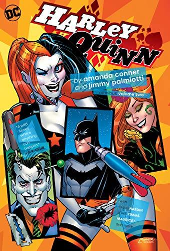 Preisvergleich Produktbild Harley Quinn by Amanda Conner & Jimmy Palmiotti Omnibus Vol. 2 (Harley Quinn Omnibus)