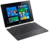 Acer Switch 10E SW3-016 10.1-inch Laptop (Atom x5-Z8300/2GB/32GB/Windows 10 Home/Integrated Graphics), Shark Gray
