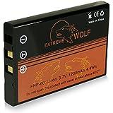 Power Batterie Fuji NP-60 / Casio NP-30 / HP L1812A / R07 / A1812A / Kodak Klic-5000 pour Fujifilm FinePix 50i | 601 | 401 | 410 | F401 | F401 Zoom | F410 | F601 | F601 Zoom | F700 | M603 | HP Photosmart R07 | R507 | R607 | R607 Gwen | R607xi | R707 | R707v | R707xi | R717 | R725 | R727 | R817 | R817v | R818 et bien plus encore...