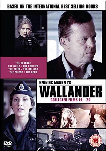 Wallander: Collected Films 14-20 [DVD] [UK Import]: Alle Infos bei Amazon