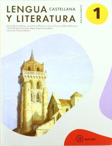 Lengua Castellana Y Literatura. Siglo XIX. Bachillerato 1 - 9788446034049 por Vv.Aa.