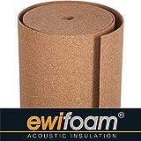 Haro - Rollo de corcho (10 m², 2 mm, para suelos laminados y de parqué)