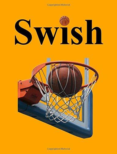 Swish College Ruled Notebook-Orange por SS Tradewinds
