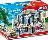 "Playmobil City Life - Play Box ""Clinica Veterinaria"", dai 4 Anni, 70309"