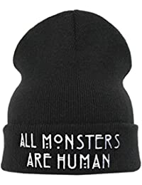 american horror story beanie hat all monster are human