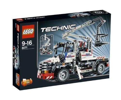 Imagen principal de LEGO TECHNIC 8071Plataforma Elevadora