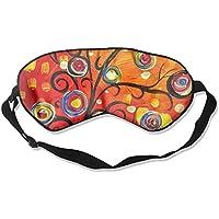 Eye Mask Eyeshade Flowers Drawing Sleep Mask Blindfold Eyepatch Adjustable Head Strap preisvergleich bei billige-tabletten.eu