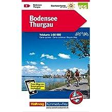 Lake Constance / Thurgau 2 Cycle Map: KF.VK.02