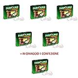OFFERTA 5+1 GRATIS ACCENDIFUOCO 40 CUBETTI DIAVOLINA ORIGINALE STUFA CAMINETTO