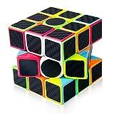 Splaks Neue Version Zauberwürfel 3x3x3 Magische Würfel Geschwindigkeit Speed Cube für Konzentrations und Kombinationsübungen Geschenk für Kinder