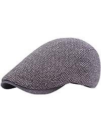 iShine Unisex Barett für Freizeit Mütze Größe Einstellbar Baseballcap Outdoor Reisen Golf Classic Style Mode Atmungsaktiv