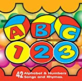 ABC 123 Alphabet and number songs and rhymes