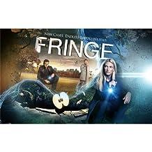 Fringe Poster On Silk <96cm x 60cm, 38inch x 24inch> - Cartel de Seda - C14A6D