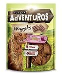 Die besten Purina Hunde-Leckereien - AdVENTuROS Hundesnack Nuggets, 6er Pack Bewertungen