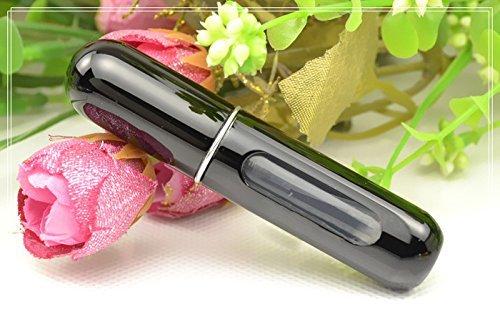 amyjazz portatile 5ml Mini vuota profumo atomizzatore Flacone Spray per