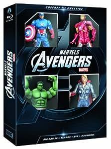 Avengers [Combo Blu-ray 3D + Blu-ray + DVD - Exclusivité Amazon.fr]
