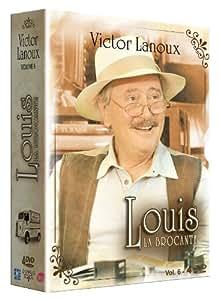 Louis la Brocante - coffret 6