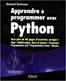 Apprendre à programmer avec Python - Eyrolles - 19/02/2009