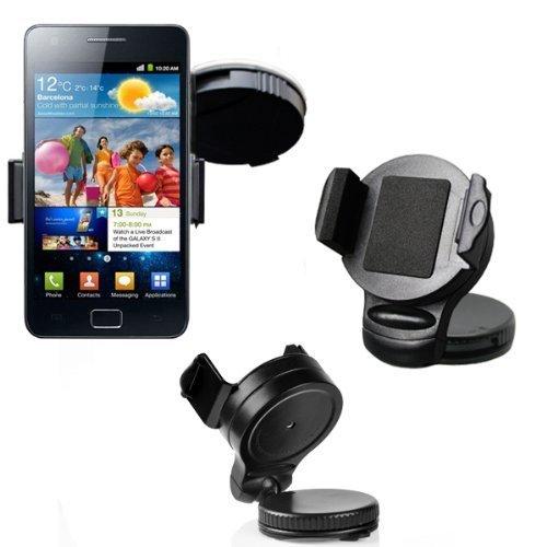 Auto Kfz Halter für Sony Ericsson neo V | arc S | Xperia Ray | Live mit Walkman | Xperia active | Sony Ericsson txt | Mix Walkman | txt pro / Kfz Auto Halter / Autohalter Halterung 360° Grad Schwankbar VIBRATIONSFREI / KFZ Halterung / KFZ Halter / Autohalterung / Gerätehalter / Passivhalter / Universell / Smartphone / Universal / Car Holder / PKW / LKW / 360° Grad Universal universell einstellbar Standfuß Standfuss Kugelgelenk Car Holder Cradle Schwarz Black TOP Samsung Galaxy S2 i9100, Samsung Galaxy S3 i9300 Samsung Galaxy S1 i9000, LG Optimus Speed, Nokia X7, HTC Desire HD, HTC Sensation, Universal für alle Handys einsetzbar, iPhone 4S, Samsung Star S5230, Blackberry 9810 Torch, Nokia Lumia 800, HTC Explorer, Motorola Razr, Motorola Defy+, HTC EVO 3D, iPhone 3G, iPhone 3GS, iPhone 4 4S, HTC One X, HTC One S, HTC One V, HTC 7 Pro, HTC Velocity 4G Autohalterung Autohalter Halterung 360° Grad Schwankbar VIBRATIONSFREI / KFZ Halterung / KFZ Halter / Autohalterung / Gerätehalter / Passivhalter / Universell / Smartphone / Universal / Car Holder / PKW / LKW