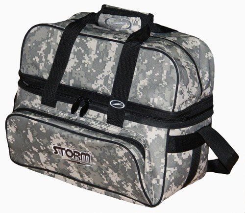 Storm 2-Ball Tasche Double Tote Deluxe camouflage (2 Ball Tasche Ball Bowling Tote)
