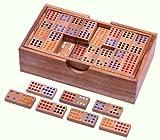 Domino Doppel 12 - Legespiel