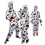 NEU Damen- und Herren-Kostüm Kuh, Gr. M-L