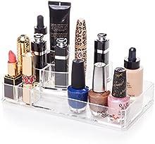 Choice Fun Bandeja Vanidad Acrílico Organizadores del Maquillaje de la Joyería de Almacenamiento de Baño