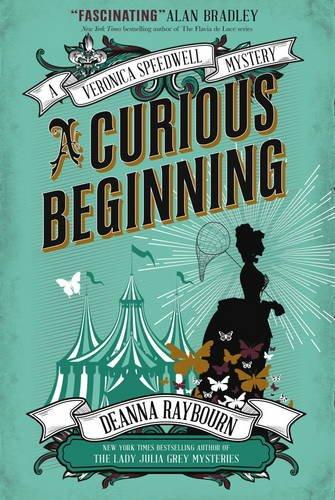 Veronica Speedwell Mystery - A Curious Beginning