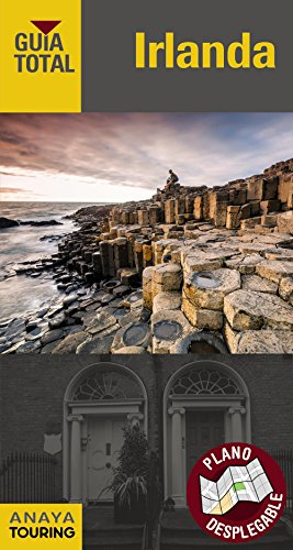 Irlanda (Guía Total - Internacional) por Anaya Touring