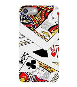 PrintVisa Designer Back Case Cover for Apple iPhone 7 (Painitings Watch Cute Fashion Laptop Bluetooth )