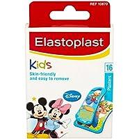 Elastoplast Mickey Maus Pflaster 16Stück pro Packung preisvergleich bei billige-tabletten.eu