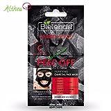 Máscara de carbono desintoxicante, mascarilla facial con carbón activo para pieles mixtas y grasas, Bielenda