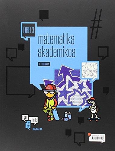 Matematika Dbh 3 (gulink) - 9788491060079