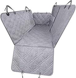 Sitze Nonslip Hundesitzabdeckungs-Maschine waschbar Pet Rücksitz-Abdeckung for Standard-Autos, SUVs und Trucks dsnmm