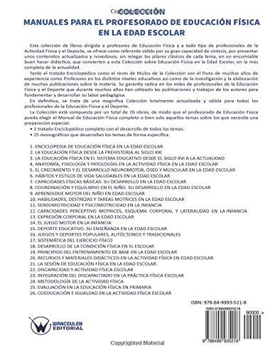 Evaluación en la Educación Física en Primaria (COLECCIÓN MANUALES PARA EL PROFESORADO DE EDUCACIÓN FÍSICA EN LA EDAD ESCOLAR) - 9788499935218