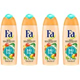 Fa Island Vibes Bali Kiss Gel Douche Flacon 250 ml - Lot de 4