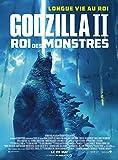 Locandina Godzilla II : roi des monstres 4k ultra hd