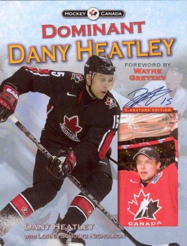 Dominant Dany Heatley (Hockey Canada) por Dany Heatley