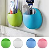 #7: HOME CUBE® 1Pc Wall Mounted Simple Soap Box Holder - Random Color